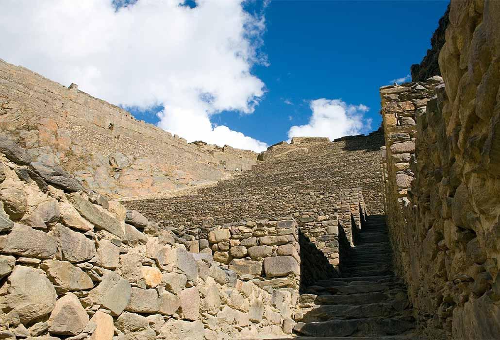 The Archeological Site of Ollantaytambo, Cusco - Peru, Peruvian - Shades