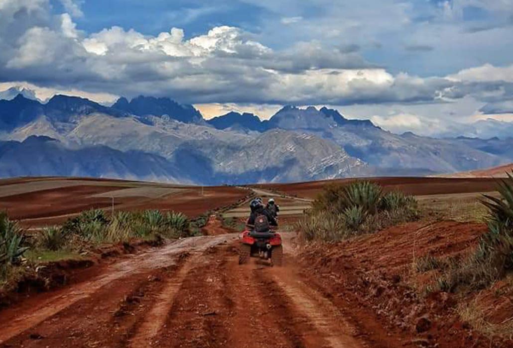 TOUR CUATRIMOTOS MARAS Y MORAY - CUSCO-PERU-PERUVIAN-SHADES