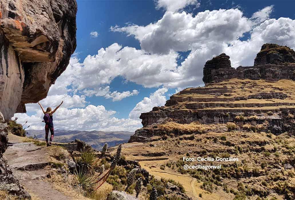 Waqrapukara Cusco - Perú - Cecilia Gonzales - Peruvian - Shades 2