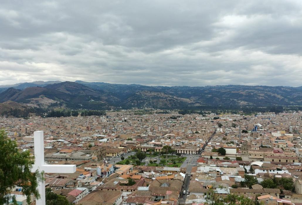 Vista Mirador Santa Apolonia, Cajamarca, Peru - Peruvian Shades Tour Operator