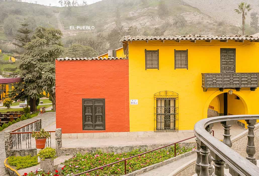 El Pueblo, Ate, Lima , Peru - Peruvian Shades - Blog