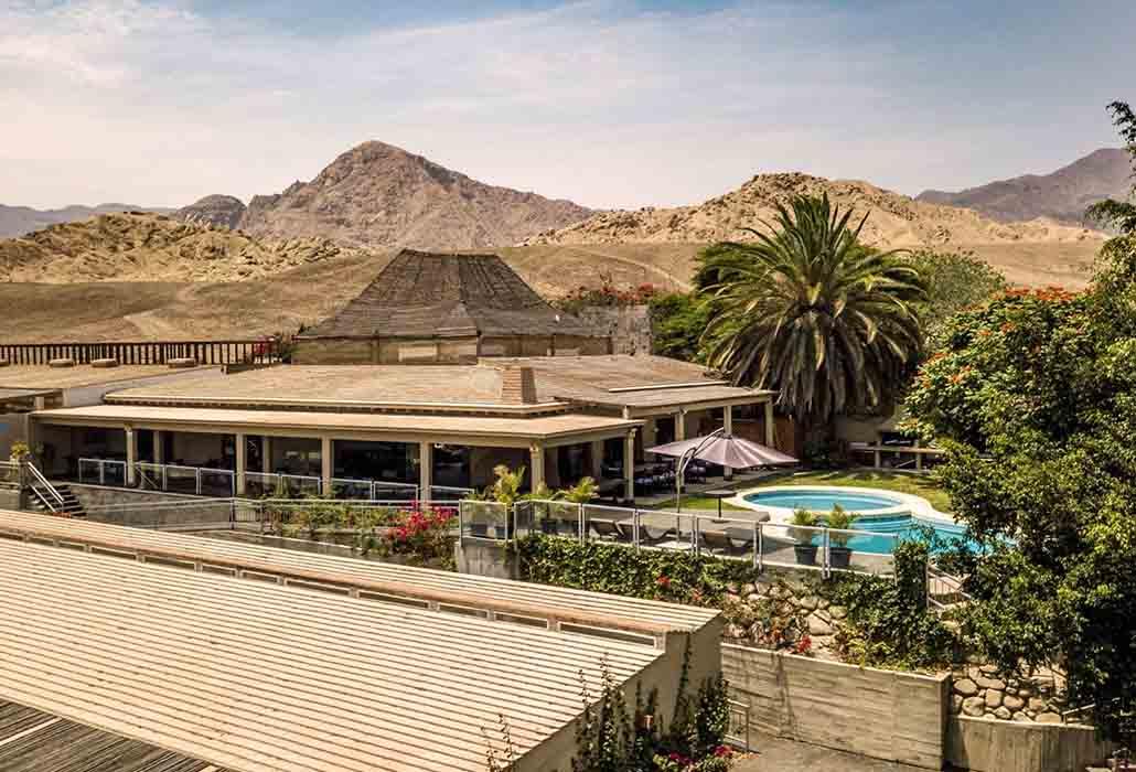 Empedrada Lodge, Caral, Lima, Perú - Peruvian Shades - Blog
